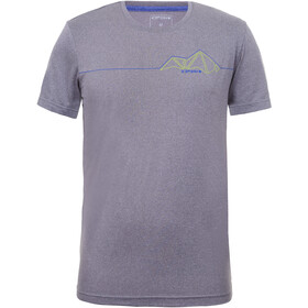 Icepeak Bancroft Camiseta Hombre, light grey